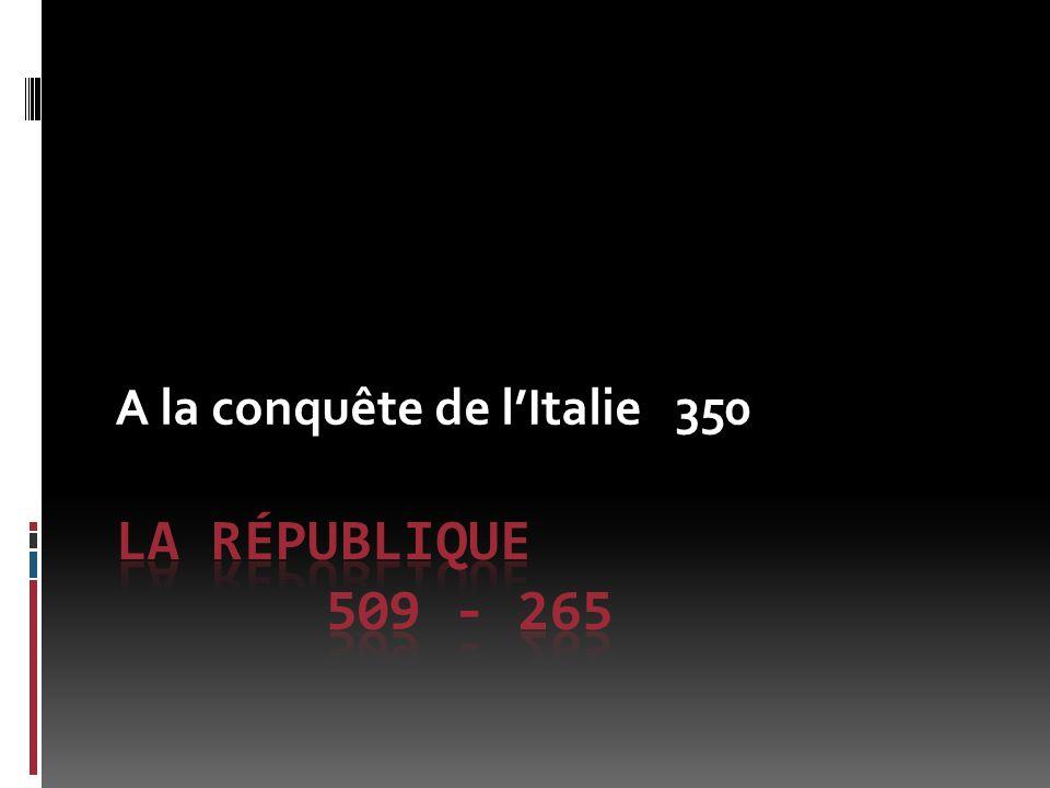 A la conquête de lItalie 350