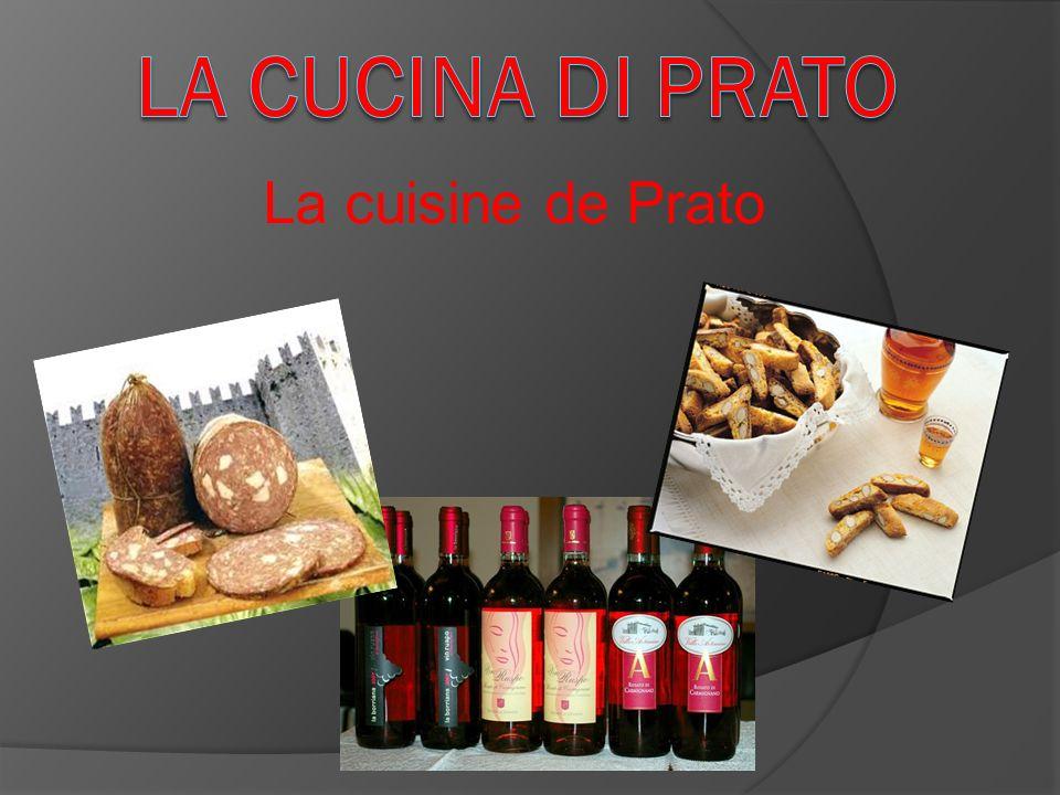 La cuisine de Prato