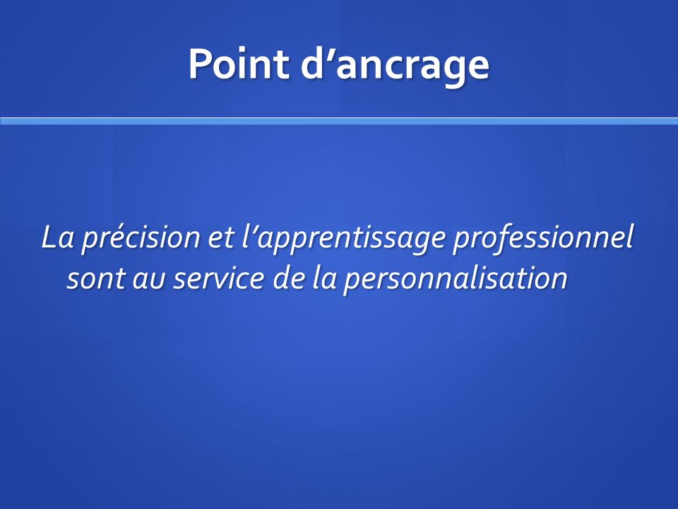 Introduction 3 : LÉvaluation du langage oral (ELO) .
