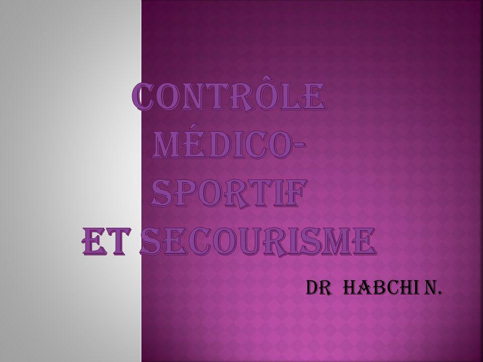Dr HABCHI N.