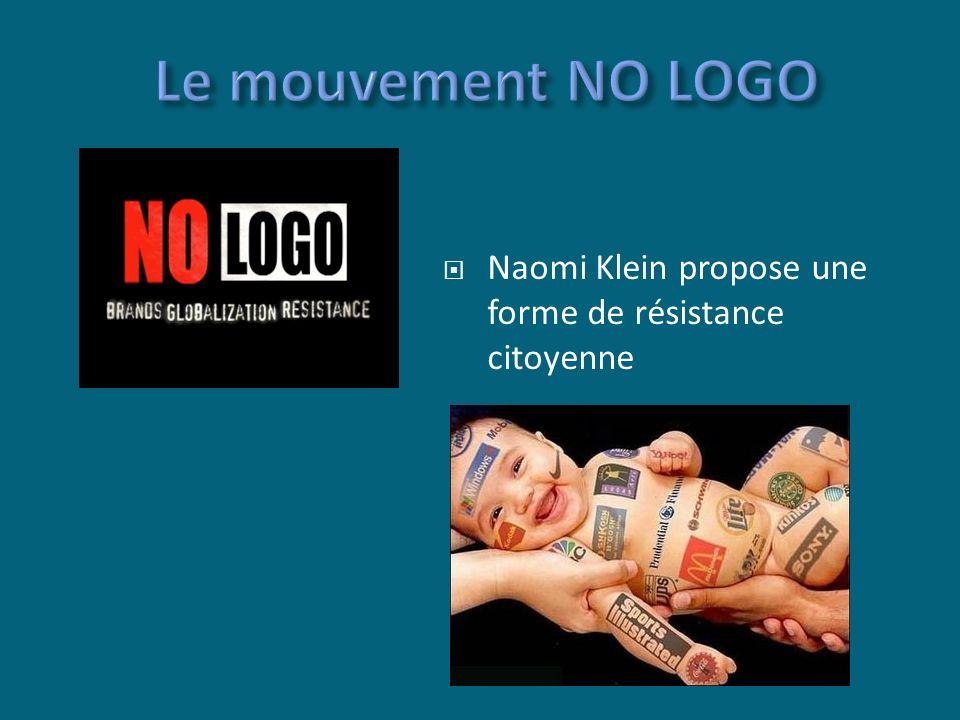 Naomi Klein propose une forme de résistance citoyenne