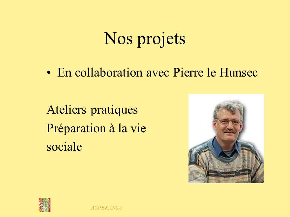 Mars 2007 Maison Familiale de Saint-Renan Présentation de lautisme pour des ATSEM Agent Technique Spécialisé des Écoles Maternelles