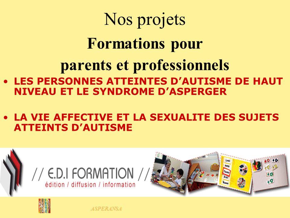 ASPERANSA Nos projets Interventions dans les écoles