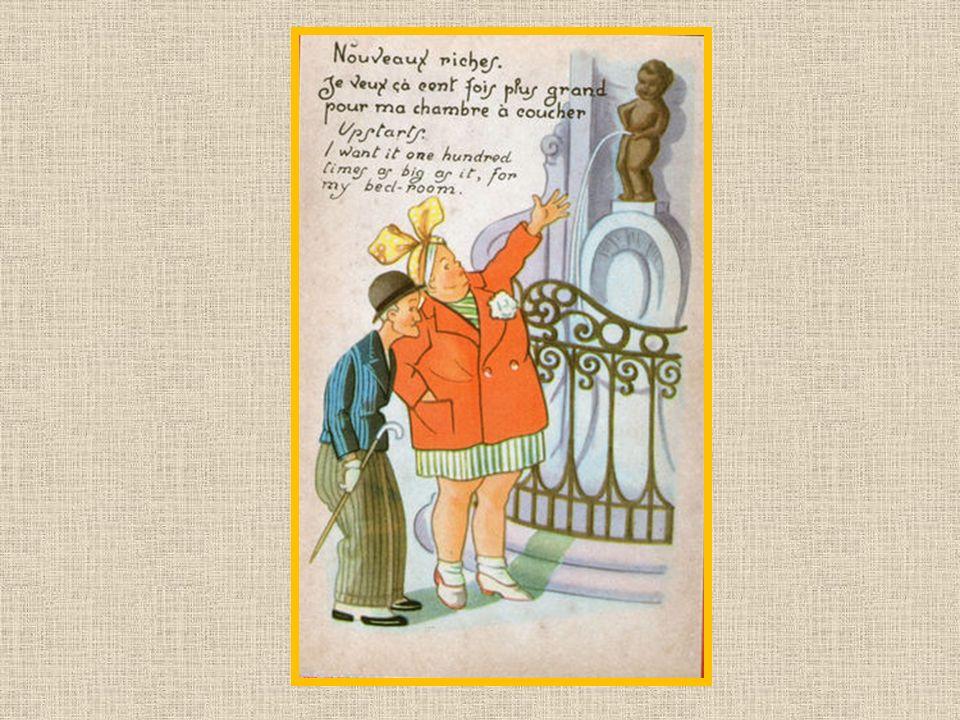 Pour certaines occasions spéciales et festivités folkloriques, Manneken Pis répand également de la bière ou du vin.