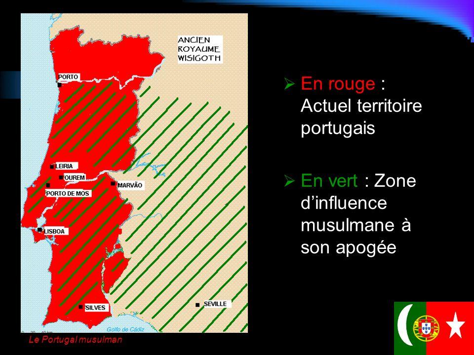 Pourquoi le Portugal musulman ? le Portugal a connu une présence musulmane durant plus de 5 siècles qui commence en 711 par le franchissement du détro