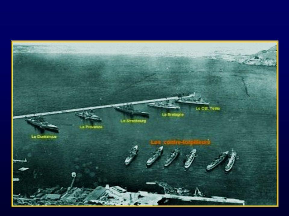 Latout dune flotte de guerre intacte ainsi quun important empire colonial avait pesé lourd lors des négociations darmistice.