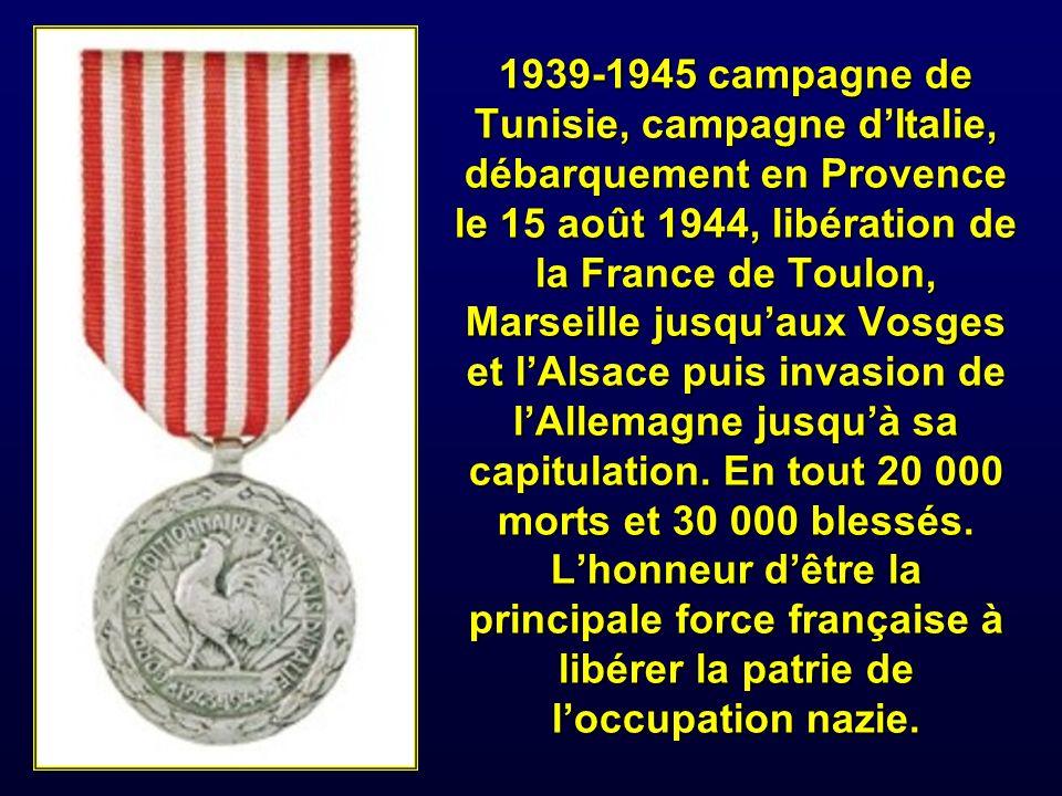 Dans la génération suivante, en raison de la mobilisation de 24 classes jusquen 1945 ils étaient 205 000, soit un cinquième de la population sans compter les engagés volontaires dont de nombreuses femmes, pour s opposer aux armées nazies en vue de libérer la France métropolitaine.