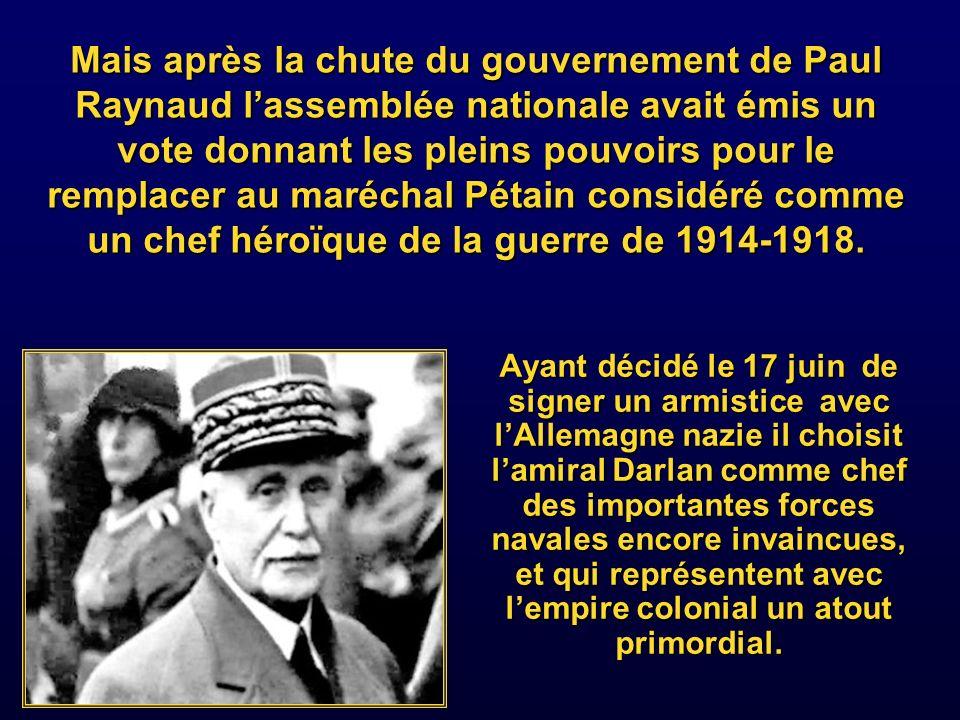 Albert Lebrun est encore président de la troisième République française.