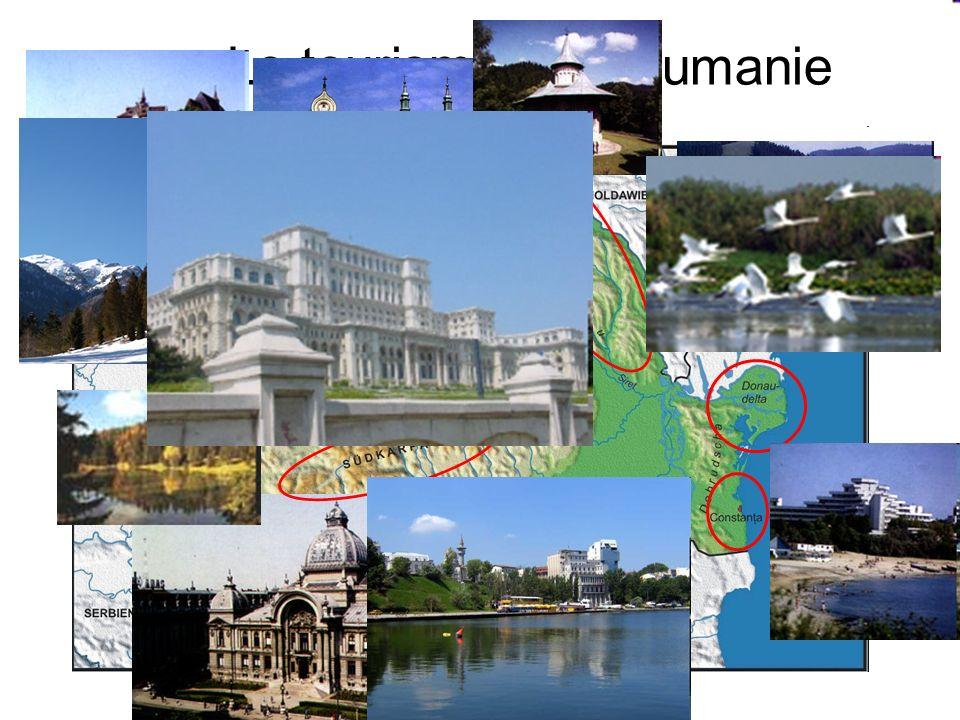 Le tourisme en Roumanie