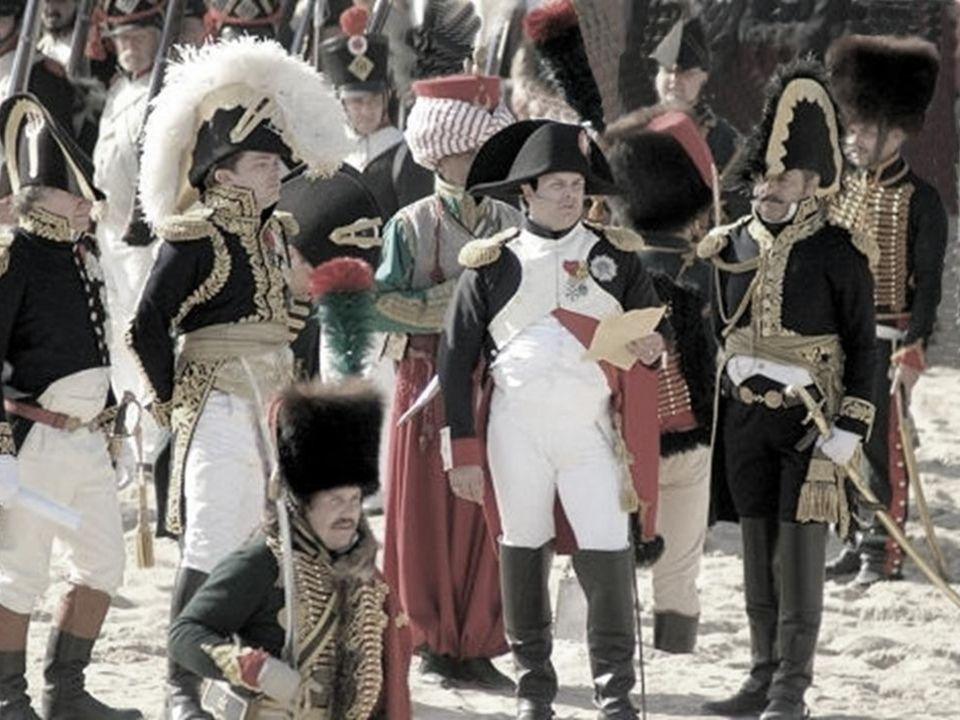 Le 1er mars 1815, il débarque sur la plage de Golfe- Juan