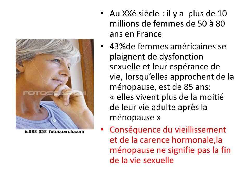 Age de la ménopause