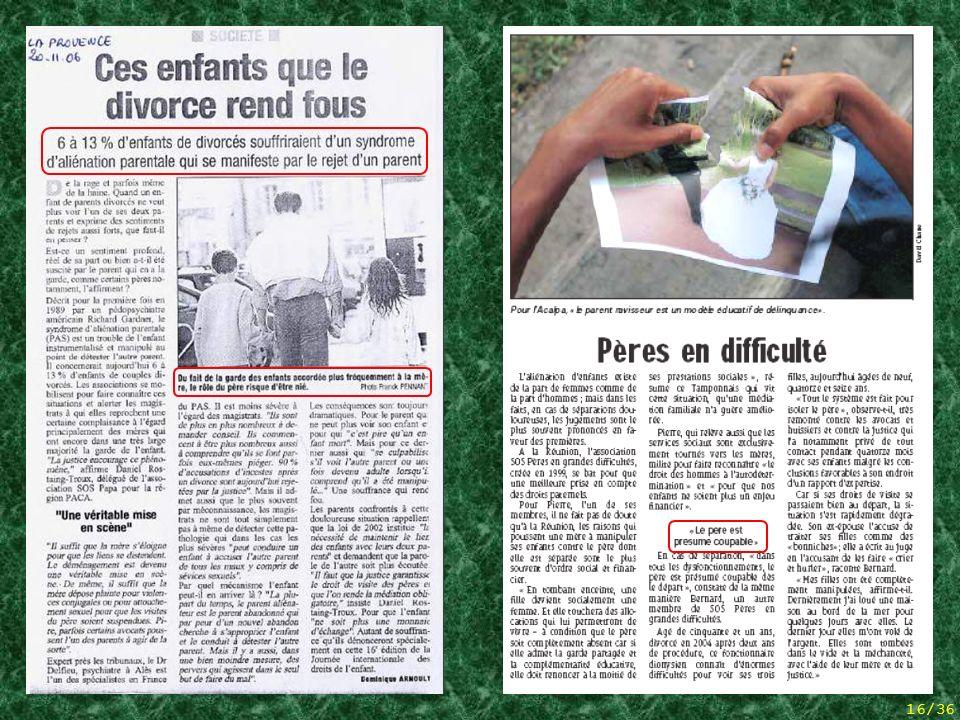 15/36 2 articles de presse