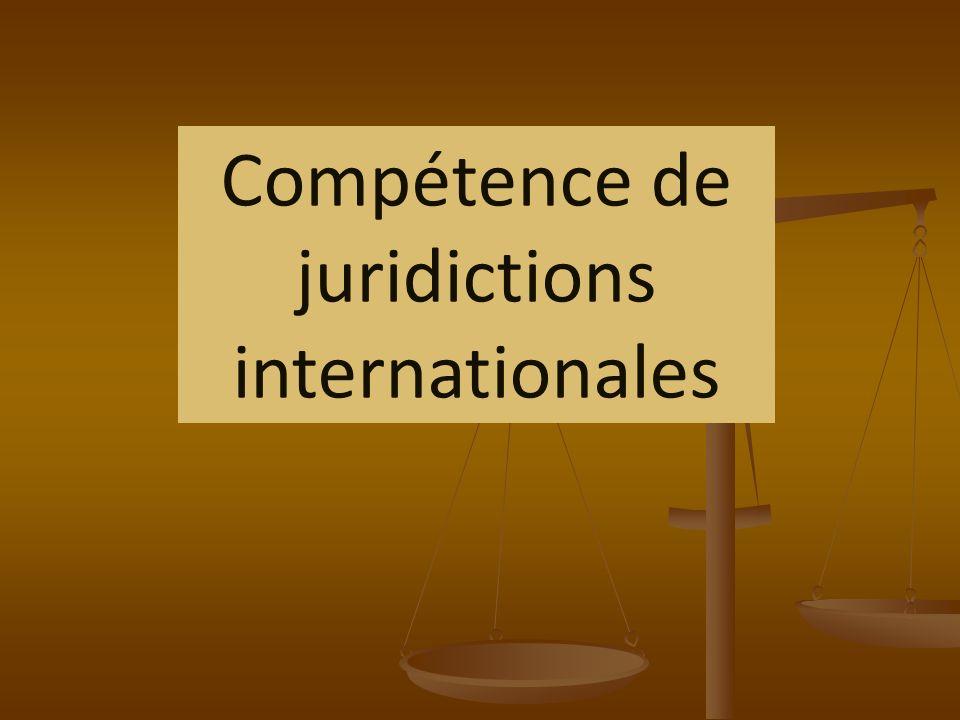 Cour de justice européenne Tribunal de première instance les particuliers contre les institutions communautaires Compétent pour les litiges opposant l