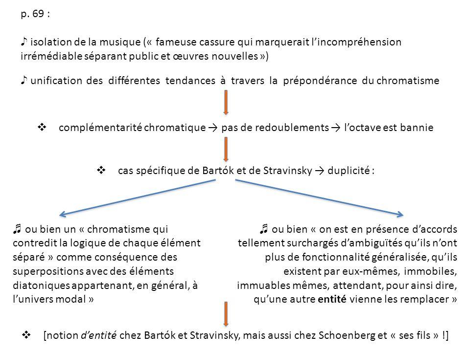 cas spécifique de lÉcole de Vienne : principe de variation, principe de non-répétition p.