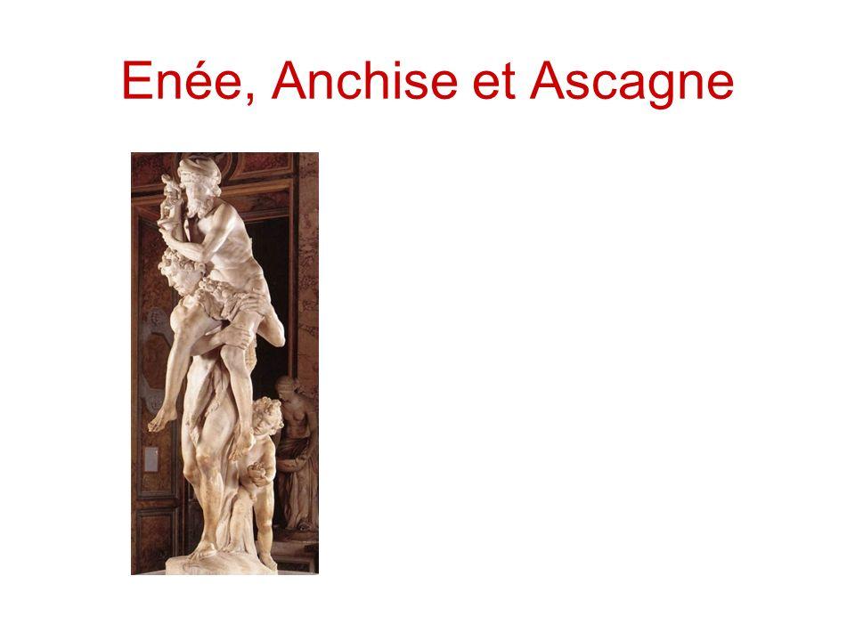 Enée, Anchise et Ascagne