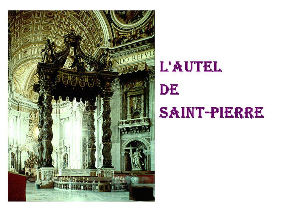 L'autel De Saint-Pierre