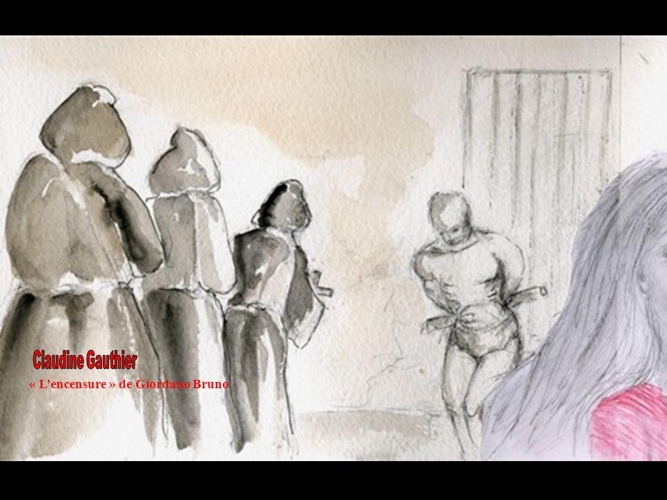 « Lencensure » de Giordano Bruno