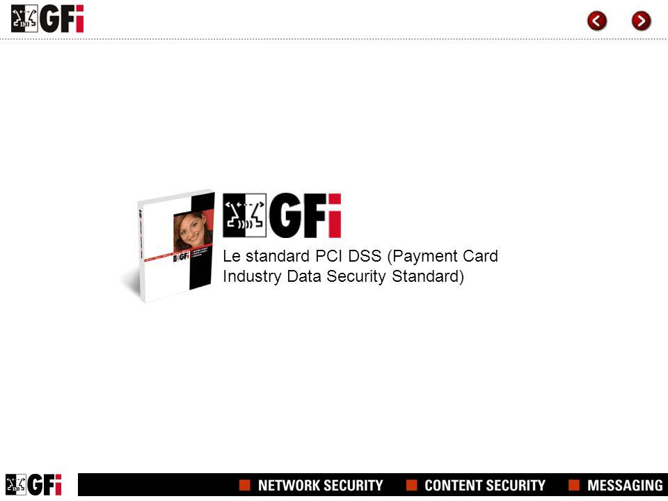 Sommaire Pourquoi le standard PCI DSS.