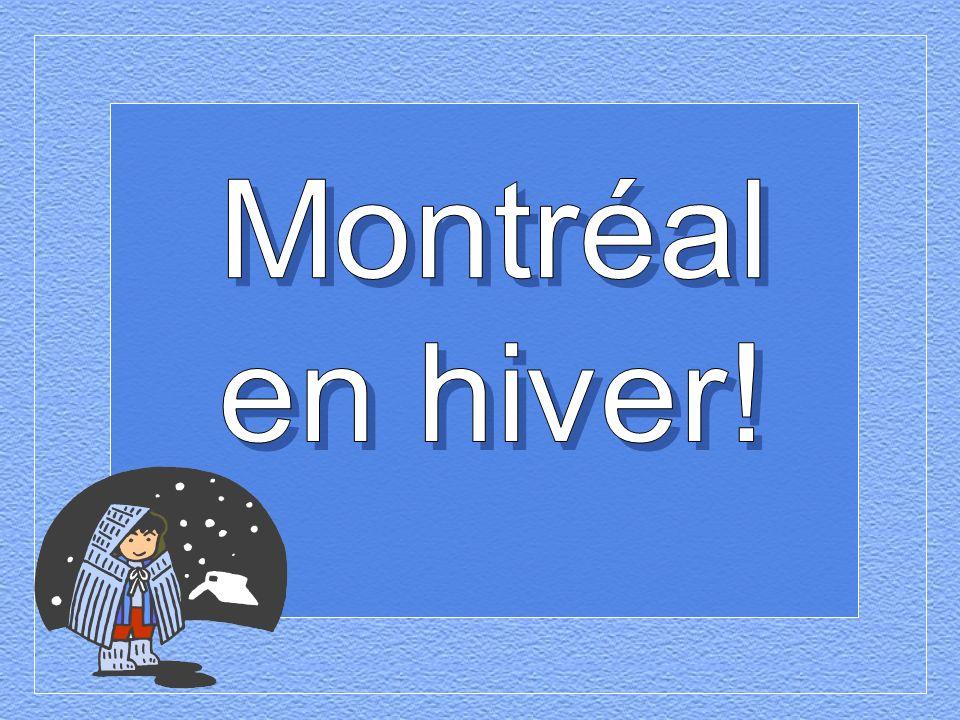 Lhiver à Montréal est aussi une terrible épreuve pour les nombreux itinérants et les sans-abri qui perdent, soudainement, leurs refuges habituels dans les parcs et qui doivent essayer de survivre à cette tourmente blanche saisonnière.