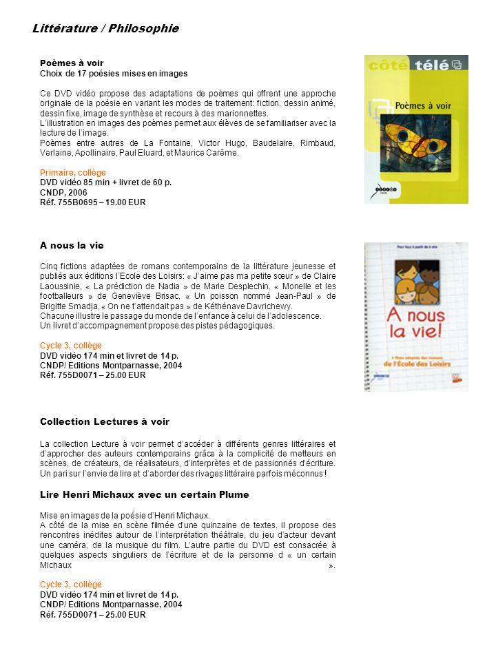 Littérature / Philosophie A nous la vie Cinq fictions adaptées de romans contemporains de la littérature jeunesse et publiés aux éditions lEcole des L
