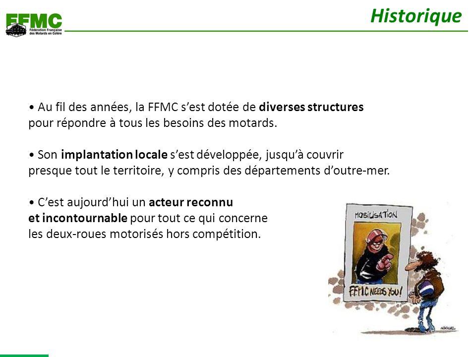 La FFMC en ligne : Site Internet : www.ffmc.fr Listes de diffusion thématiques Blog officiel : blogs.motomag.com/concertation2RM Facebook : www.facebook.com Twitter : www.twitter.com/ffmcnat Chaîne YouTube : www.youtube.com/user/tvffmcwww.ffmc.frblogs.motomag.com/concertation2RMwww.facebook.comwww.twitter.com/ffmcnatwww.youtube.com/user/tvffmc Fédération