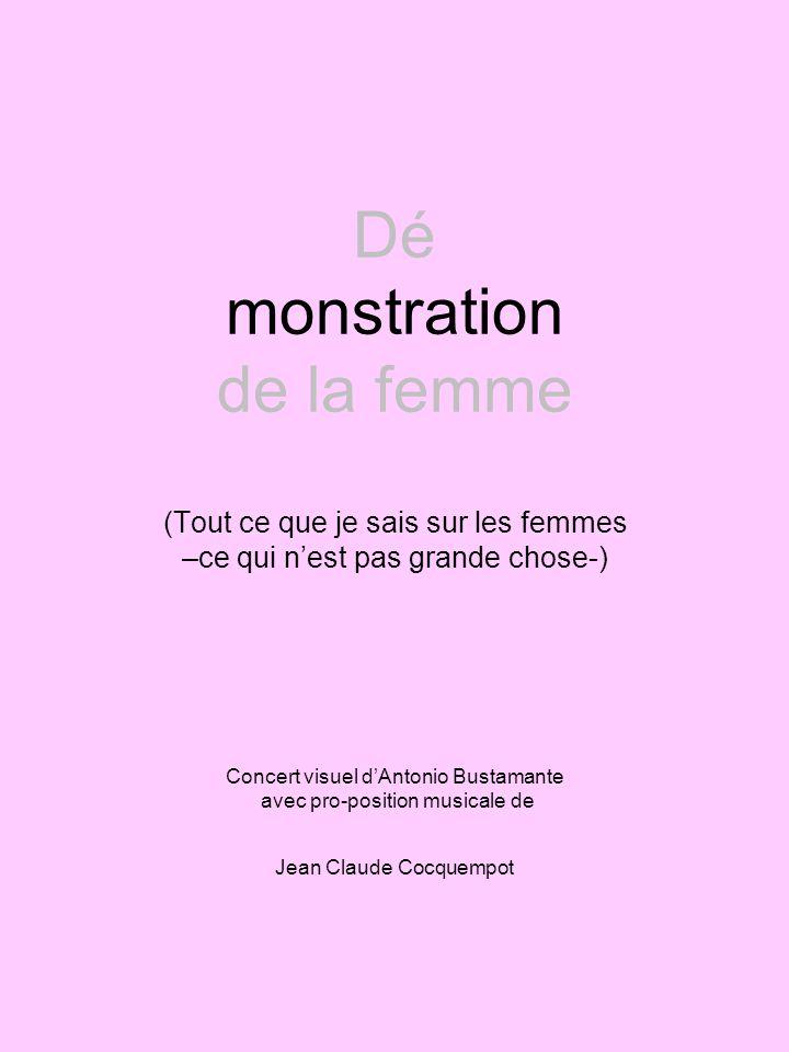 © Antonio Bustamante et Jean Claude Coquempot, 2000.