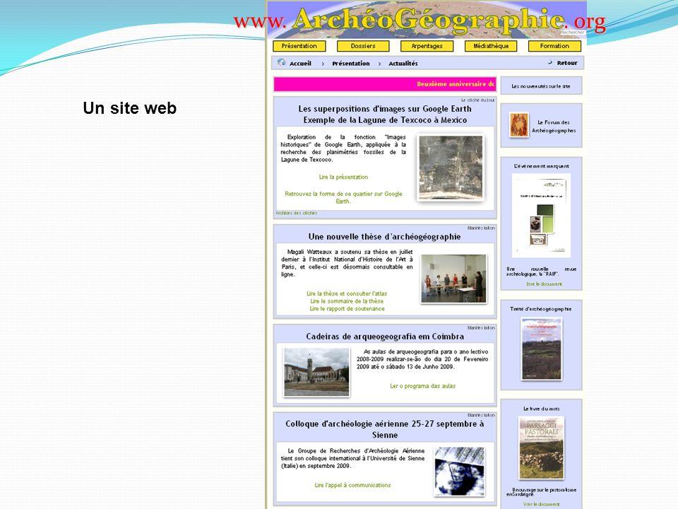 . org www. Un site web