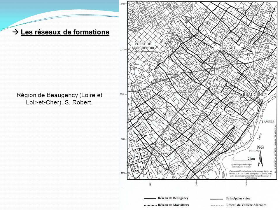Les réseaux de formations Les réseaux de formations Région de Beaugency (Loire et Loir-et-Cher).