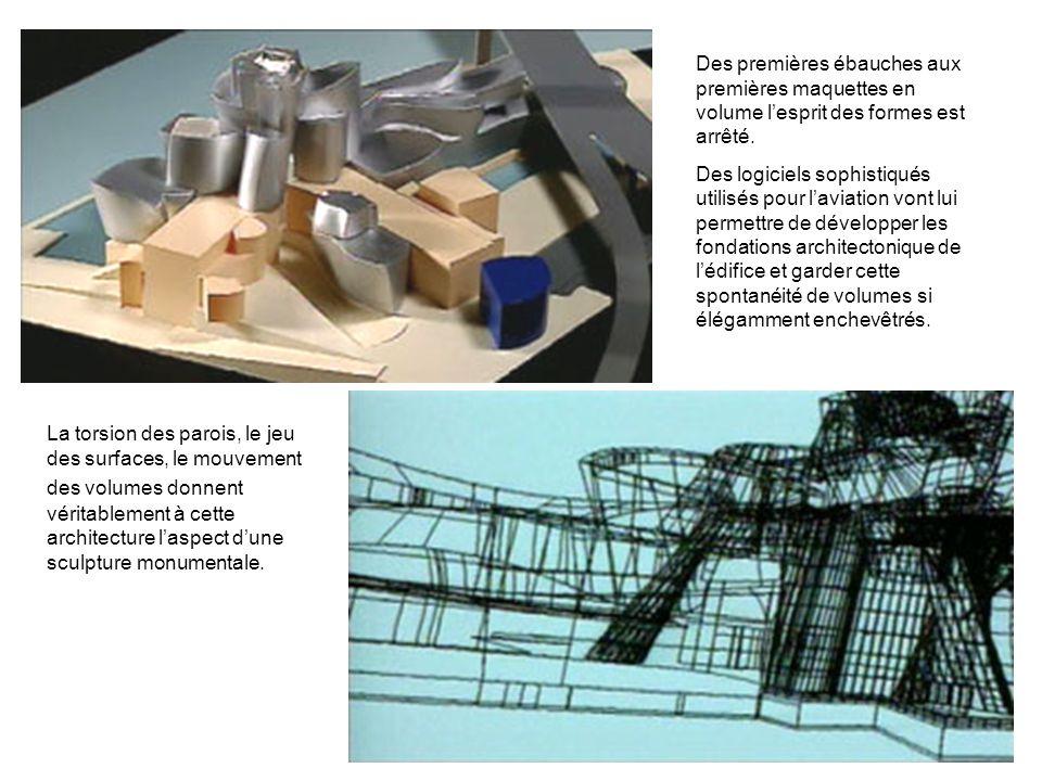 Des premières ébauches aux premières maquettes en volume lesprit des formes est arrêté. Des logiciels sophistiqués utilisés pour laviation vont lui pe