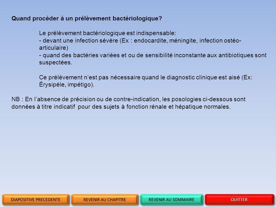 REVENIR AU SOMMAIRE REVENIR AU SOMMAIRE REVENIR AU SOMMAIRE REVENIR AU SOMMAIRE QUITTER Clindamycine DALACINE -Gélule à 75mg, à 150mg et à 300 mg - Solution injectable IM et pour perfusion à 600 mg et à 900 mg CONTRE-INDICATIONS ( ( -Allergie à la lincomycine ou à la clindamycine.