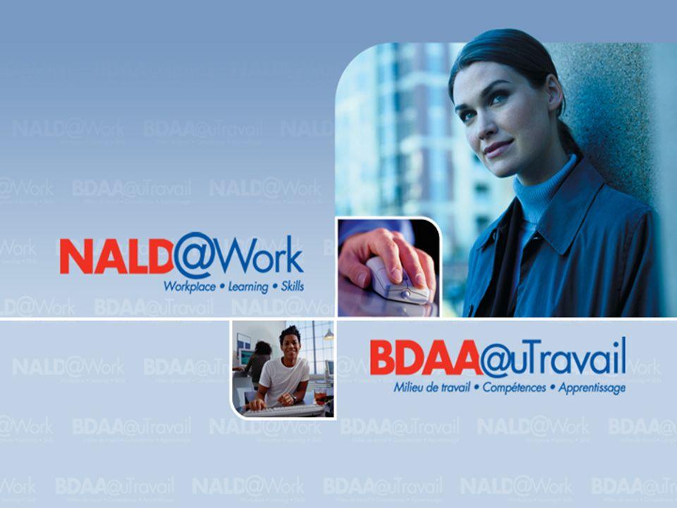 Plan datelier Présentations Identification des besoins et intérêts Découverte des sites B@T et BDAA Recherche Retour Pour mieux vous servir… 2