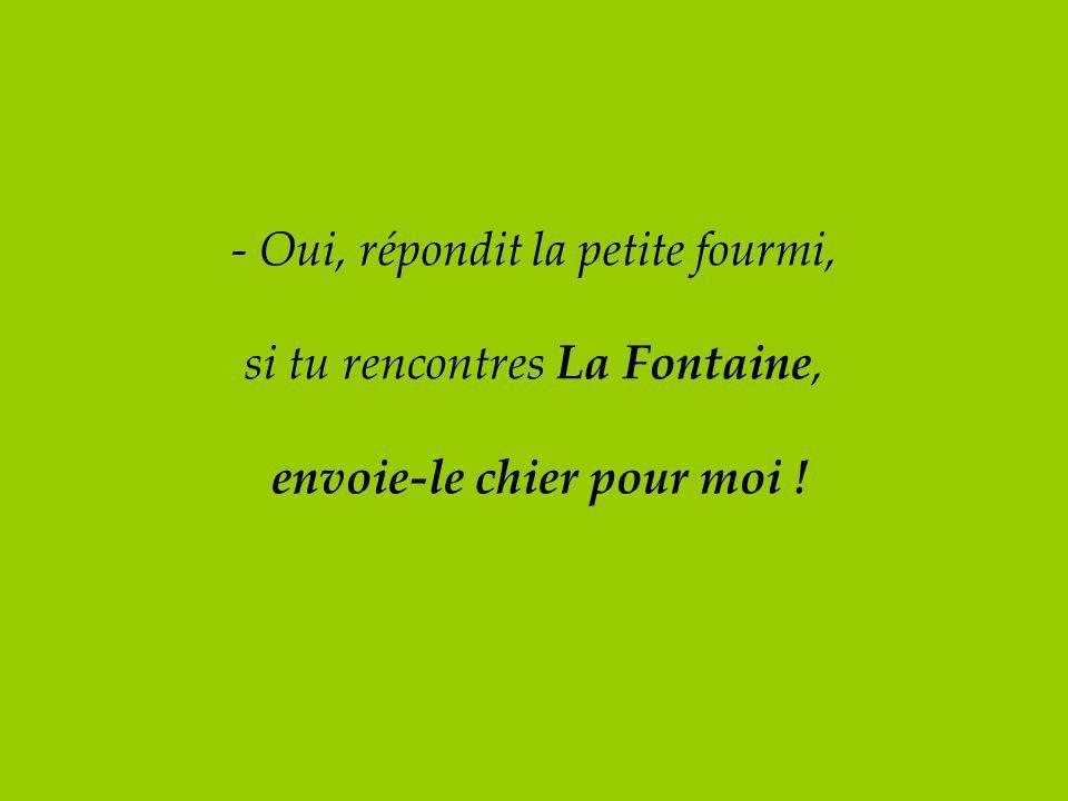 Morale Profitez de la vie, trouvez le bon équilibre entre le travail et les loisirs, car trop travailler n apporte des avantages que dans les fables de La Fontaine.