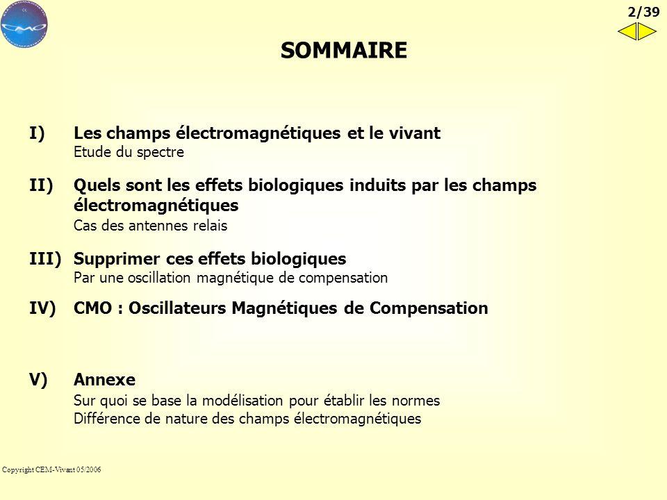 BIOELECTROMAGNETISME SANTE et COMPATIBILITE ELECTROMAGNETIQUE EFFETS BIOLOGIQUES DES RAYONNEMENTS ELECTROMAGNETIQUES : POSSIBLES PATHOLOGIES et MOYENS