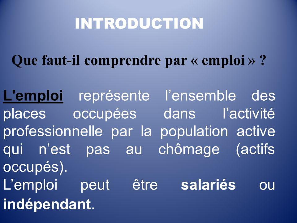 2 - Comment évolue la part des non diplômés dans les emplois non qualifiés.