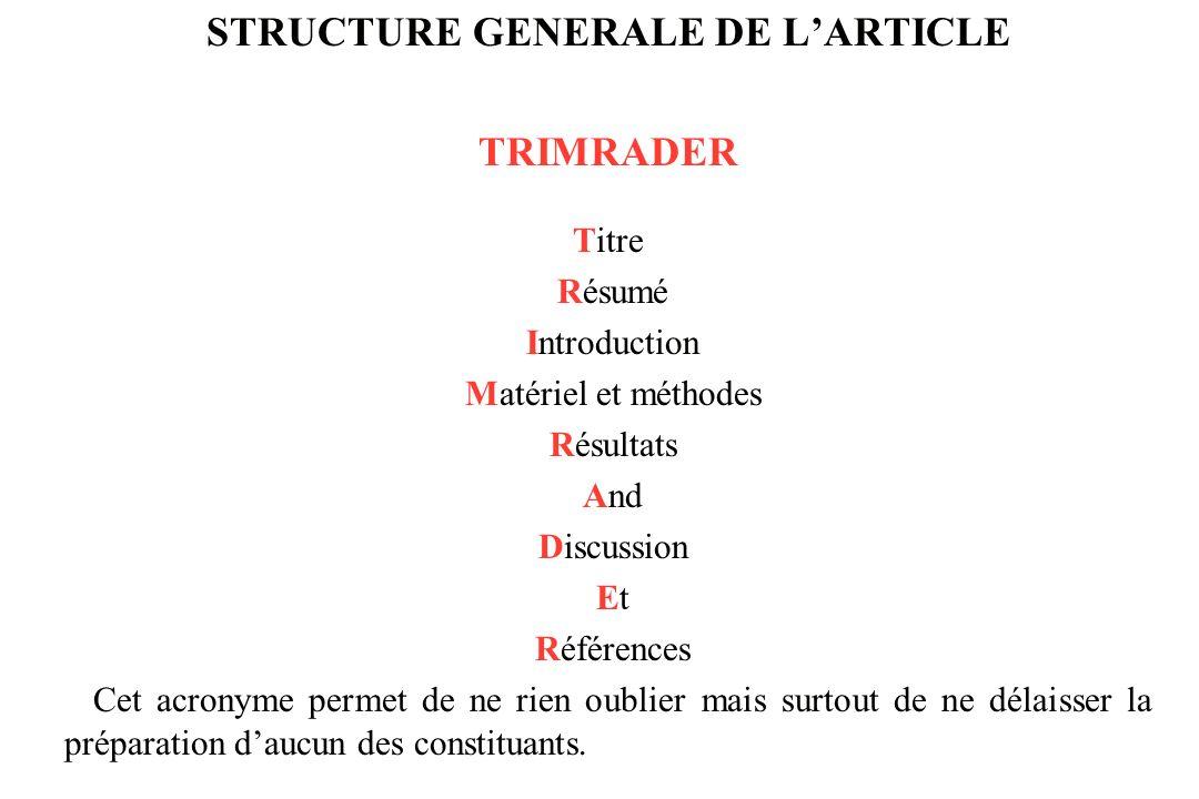 Revoir à plusieurs reprises le vocabulaire utilisé dans l article pour améliorer la simplicité et la clarté afin que tout lecteur, y compris étranger non francophone, puisse le comprendre.