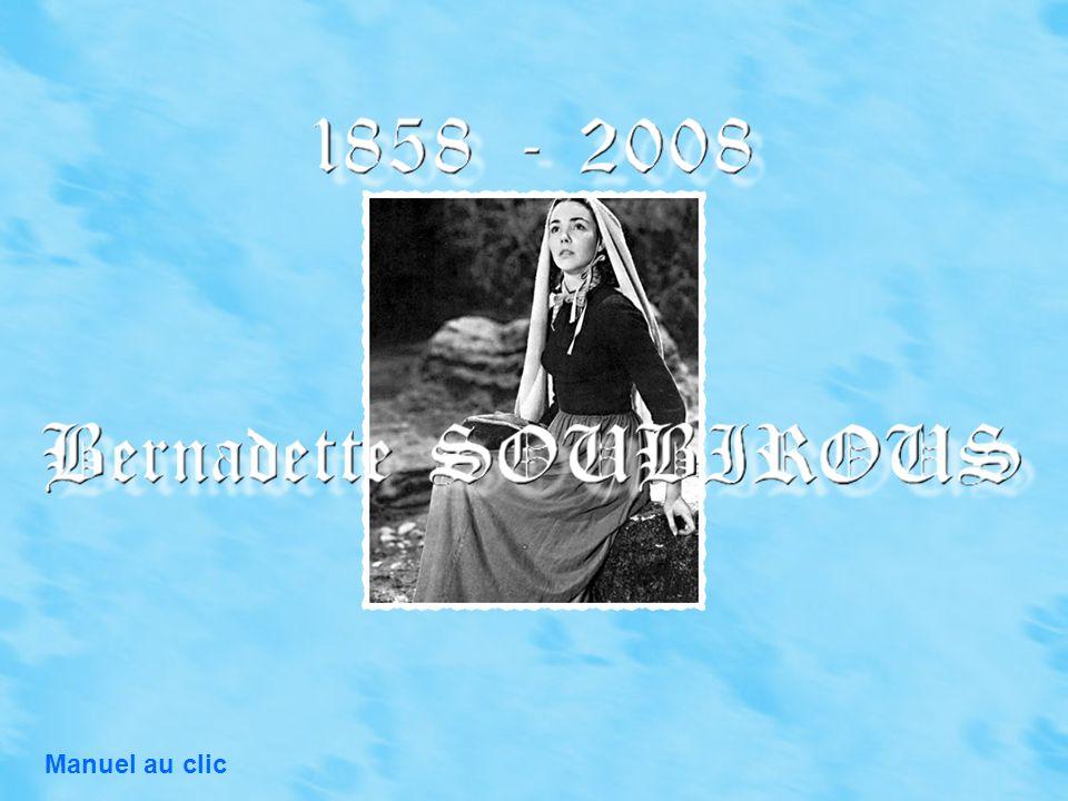 Le départ pour Nevers Bernadette souhaitait faire sa communion et pour cela, elle devait apprendre à lire et à écrire en Français.