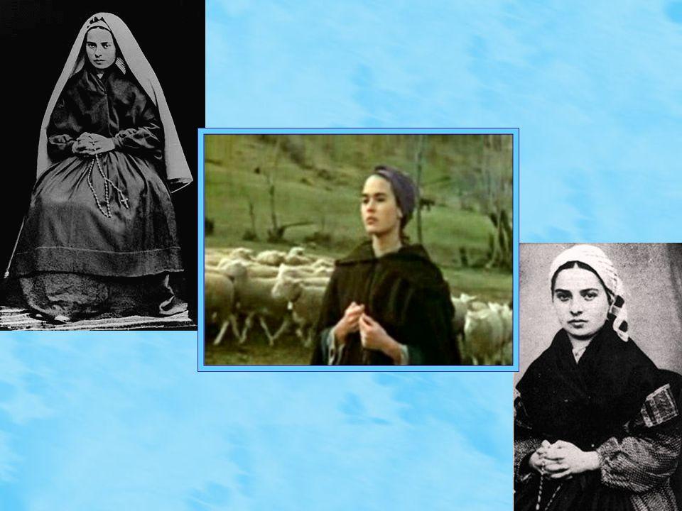 Mercredi 3 mars 1858.Trois mille personnes accompagnent Bernadette.