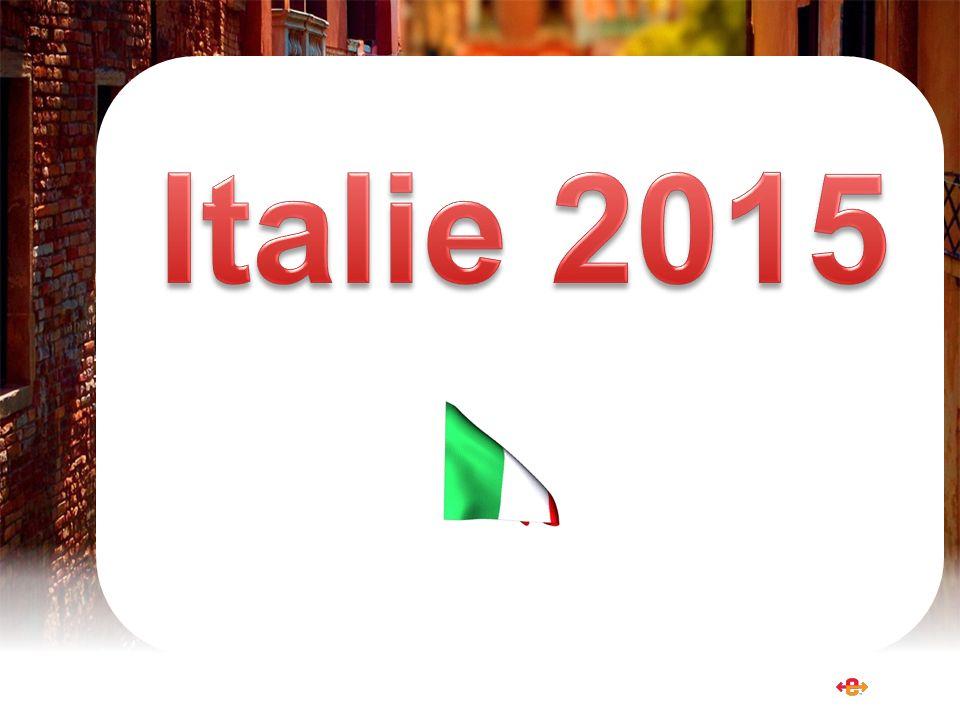 Rome, Florence et Venise 5 au 13 mars 2015