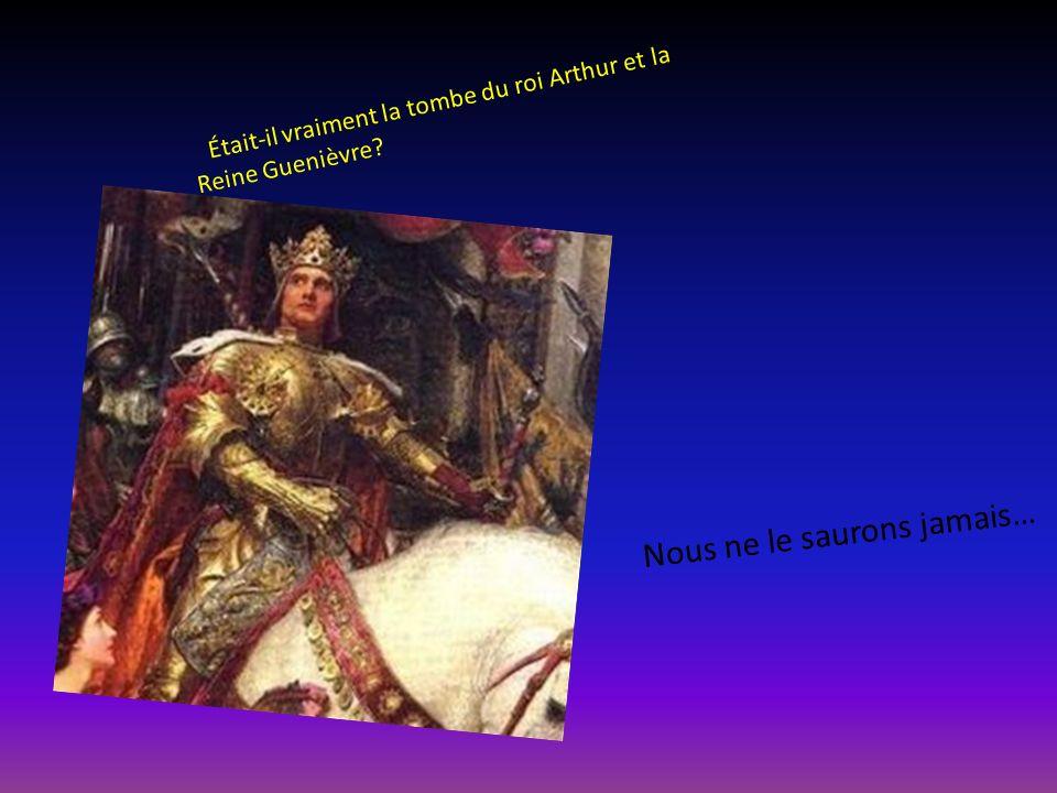 Était-il vraiment la tombe du roi Arthur et la Reine Guenièvre? Nous ne le saurons jamais…