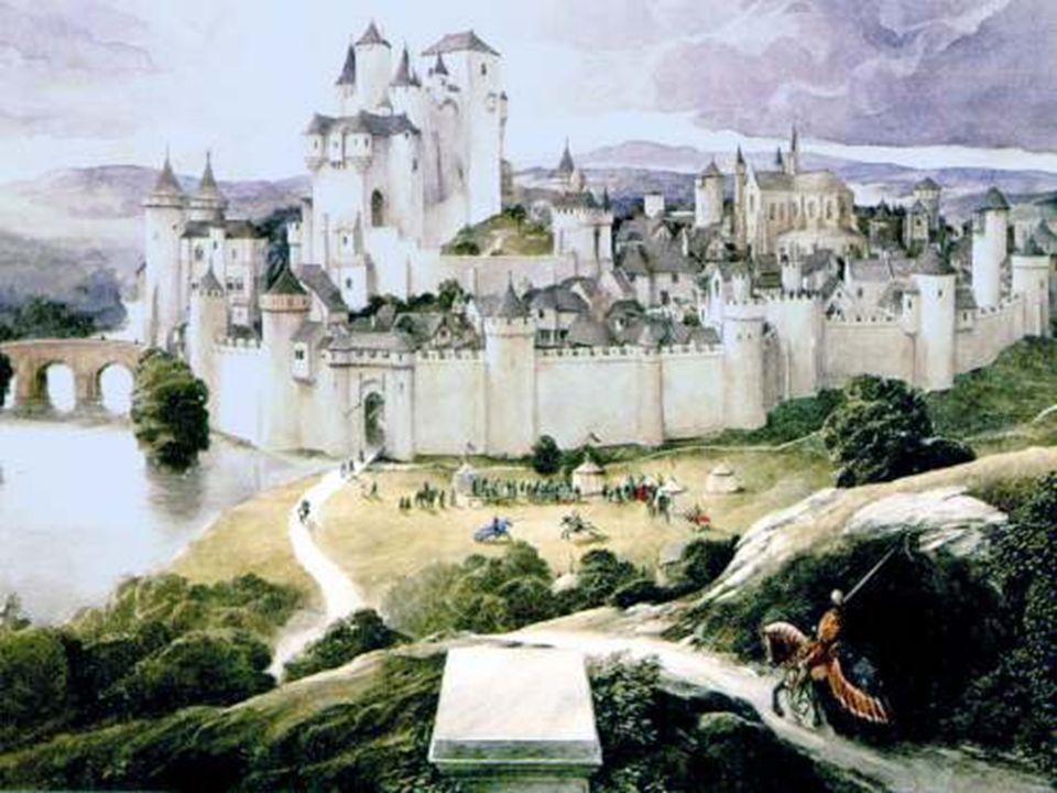 La Table ronde de Camelot est l endroit où Arthur et ses chevaliers se réunissent pour discuter des questions importantes.