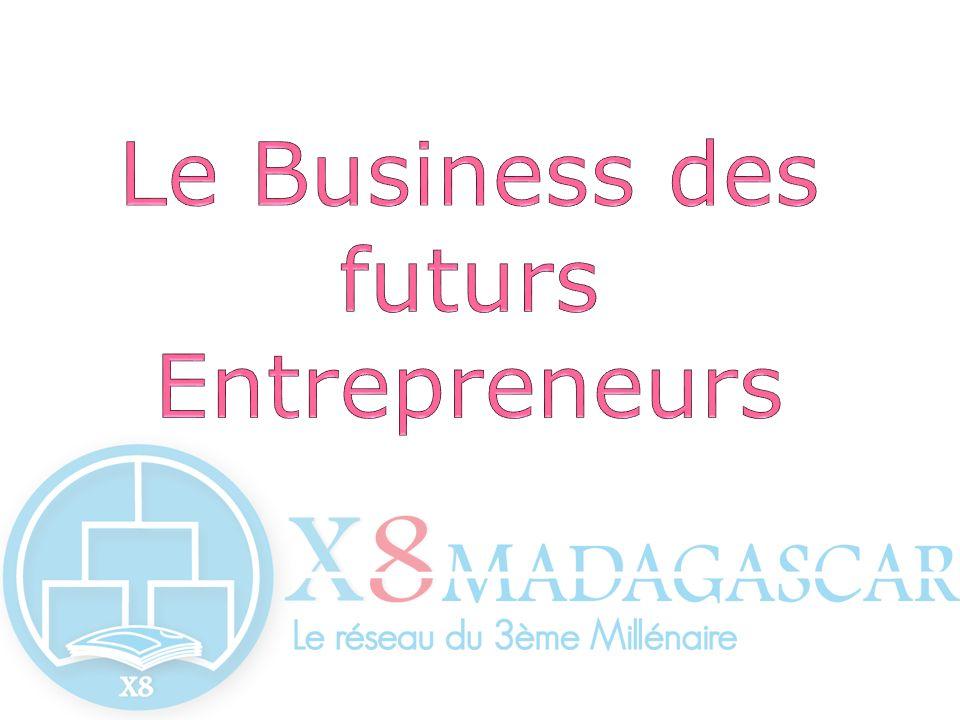Avec X8 Madagascar Créer votre entreprise sans risque Développez votre plein potentiel Une retraite assurée Un patrimoine cessible Passez dun revenu linéaire à résiduel Exprimez vos 6 besoins humains Contact : +261 33 15 138 88 / +261 34 49 138 88 Mail : contact@x8madagascar.com Web : www.x8madagascar.com
