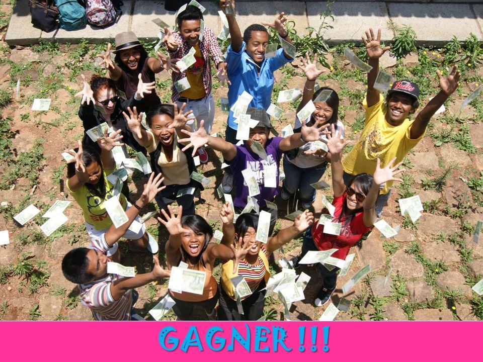 GAGNER X GAGNER !!!