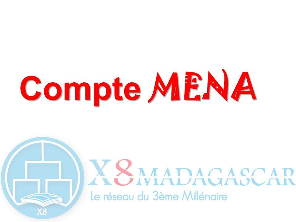 Compte MENA