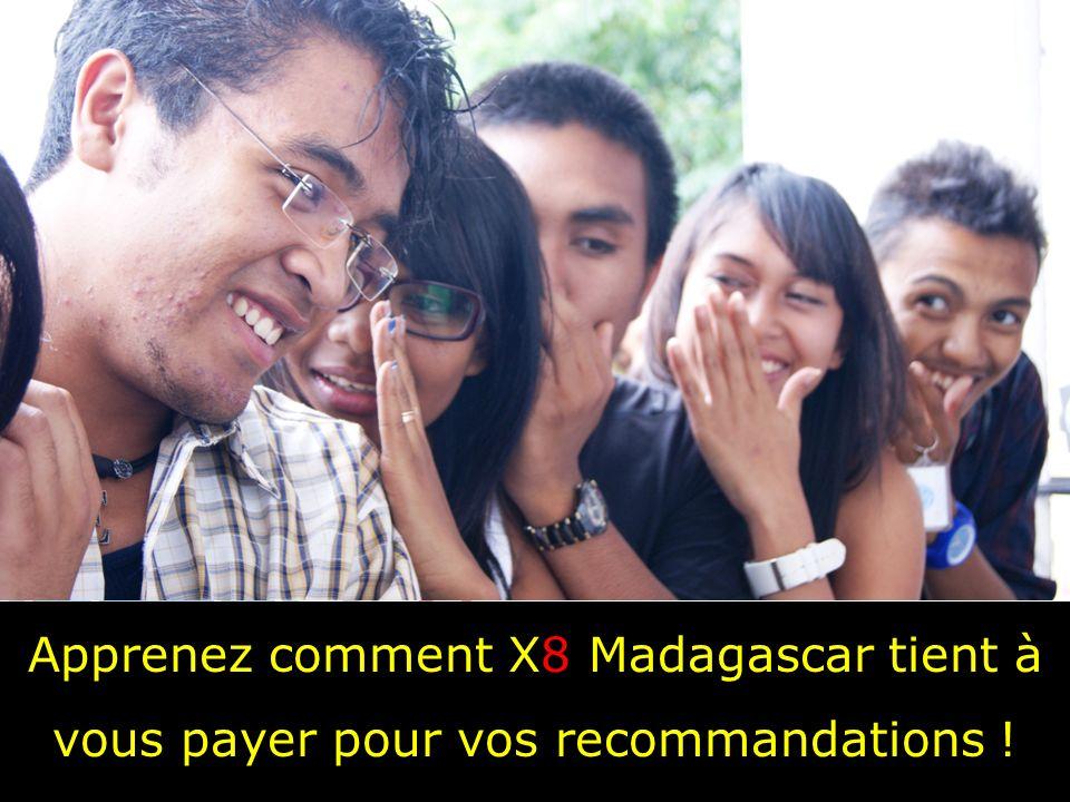 Vous allez devenir un : EMPLOYEUR Et non un : EMPLOYE Aussi un : RECRUTEUR Et non un : RECRUTE Avec X8 Madagascar