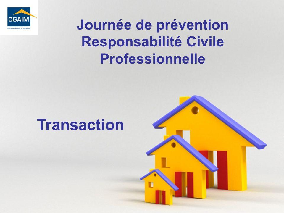2 Programme QCM Causes de mise en jeu de la RCP Actualité juridique Présentation du contrat