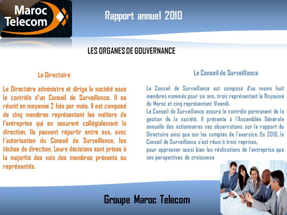 Le Directoire administre et dirige la société sous le contrôle dun Conseil de Surveillance. Il se réunit en moyenne 2 fois par mois. Il est composé de
