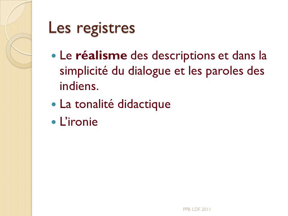 SAVOIR ÉTUDIER LE DISCOURS NARRATIF Etude du récit et de la narration PPB LDF 2011