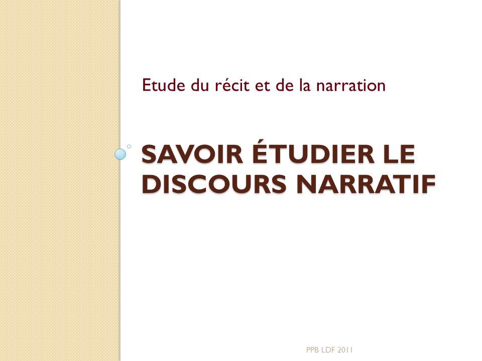 Etude narrative: le récit Des personnages Un lieu Époque contemporaine des grandes découvertes et de lHumanisme, pendant laquelle ont eu lieu les guerres de religion.