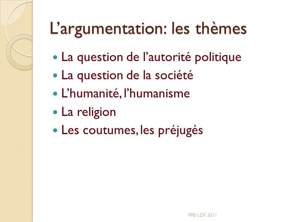 Les thèses La thèse implicite à laquelle soppose le texte est celle des Français qui estiment leur civilisation supérieure.