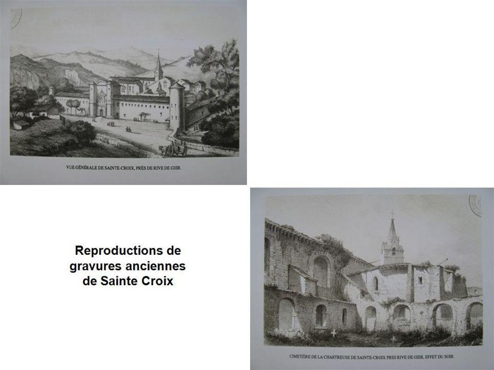La Chartreuse de Sainte-Croix-en-Jarez Au cœur du Pilat, fondée en 1280 Chartreuse de la Verne (Var)
